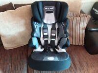 Babystart car seat group 1 2 3