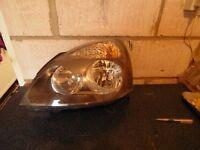 renault clio headlamp