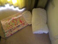 Girls toddler bedding