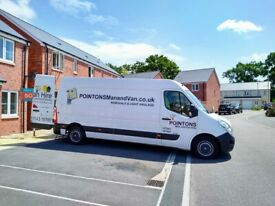 POINTONS Man and Van Removals Moving Service in Devon