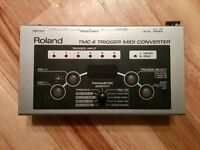 Roland - TMC-6 Trigger Midi Converter - Electronic Drums