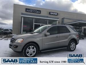 2008 Mercedes-Benz M-Class ACCIDENT FREE ONE OWNER AWD DIESEL 3.