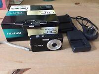 Fuji Finepix J10 compact camera