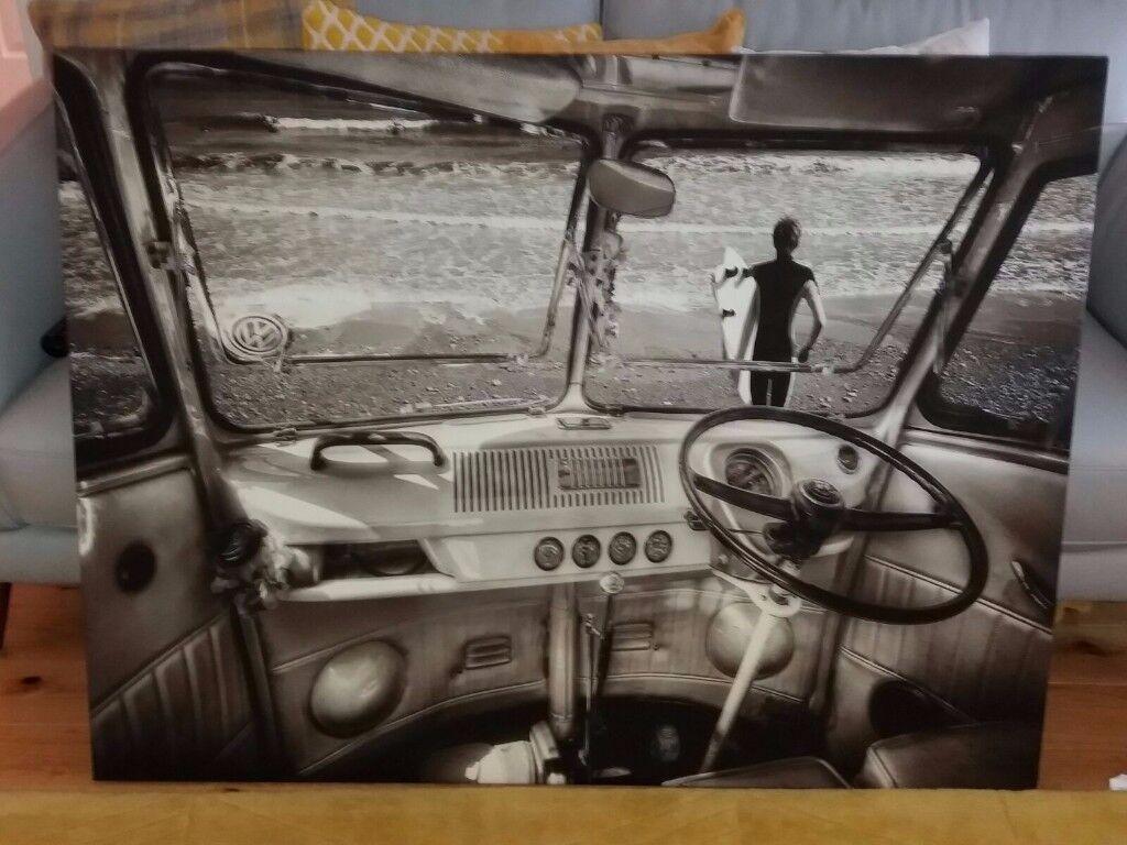 VW Camper Canvas brand new