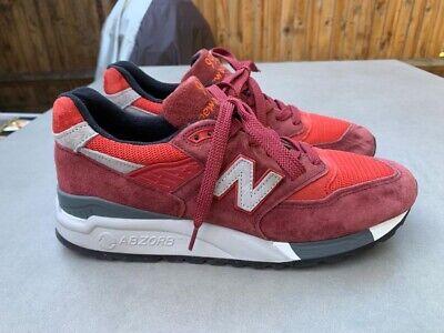 New Balance 998 Custom Sneaker Trainer UK7.5 Made In USA 990 991 993 997