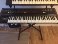 Roland Juno 6 Analog Synthesizer