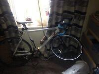 Vuelta Viking Race Bike lightweight aluminium frame