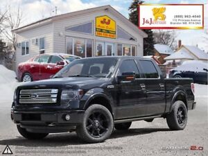2013 Ford F-150 Limited Leather,Sunroof
