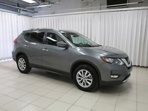 2018 Nissan Rogue SV AWD SUV ONLY 11K!!