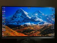 "Acer H277HU 27"" WQHD 1440p IPS monitor - Excellent condition"