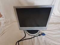 Computer/TV monitor for sale Excellent Condition
