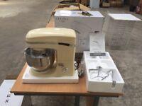 Cucina 5L Stand Mixer GCSM-983C in cream