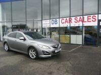 2011 11 MAZDA 6 2.2 TAKUYA D 5D 163 BHP***GUARANTEED FINANCE***PART EX WELCOME***