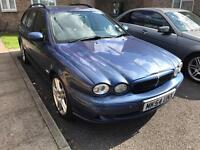 Jaguar x-type sport estate diesel **P/X WELCOME**