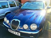Jaguar S-Type - Runs beautifully, needs some attention