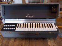 Vintage Lorenzo Portable organ/Keyboard