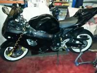Gsxr 600 k4 sale or swop