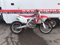 Honda CRF 450 2016 AMAZING BIKE LOW HOURS kx rm ktm yz crf 450 r 250 125