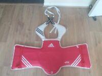 Adidas Taekwondo body protector