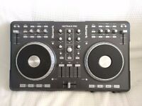 Numark Mixtrack Pro DJ MIDI Controller with built in audio interface