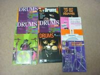 30 PIANO AND DRUMS MUSIC SCORES / SONG BOOKS BARGAINS