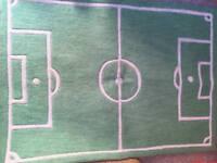 Football rug / carpet from next