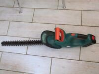 Black and Decker Hedge Trimmer for parts only