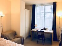 Beautiful double room with ensuite in Clerkenwell
