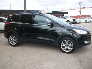 2013 Ford Escape SEL LEATHER AWD NAVIGATION