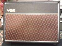 VOX ac30 Back Boost 1963.