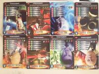 Dr Who Battles in Time 15 Cards + 2 Rares