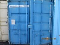 40ft wind and watertight secure storage container for sale.