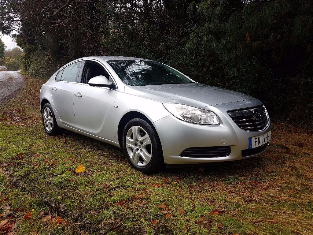 2011 VAUXHALL INSIGNIA 2.0 CDTI AMAZING ON FUEL CHEAP TAX PERFECT FAMILY CAR SERVICE HISTORY