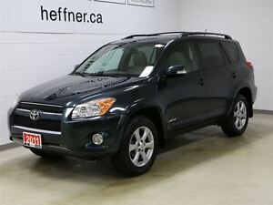 2011 Toyota RAV4 Limited With Back up camera