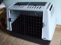 Ferplast Atlas Medium Size Car Dog Crate
