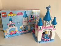 Lego duplo princess castle