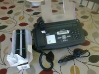 PHILLIPS Fax machine Brand NEW (without box)