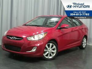 2013 Hyundai Accent GLS *Sunroof Heated Seats Alloys *Off Lease