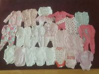 Baby onsie and bodysuits