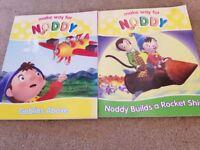 NODDY books x2