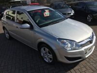 Vauxhall Astra Active 1.4 Petrol 5 Door Auto Wipers and Lights Superb Condition New MOT and Warranty
