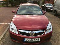 2009 Vauxhall Vectra 1.9 CDTi Exclusiv 5dr Manual 1.9L @07445775115