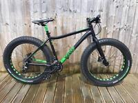 Voodoo wazoo fat mountain bike will post
