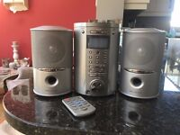 Wharfedale compact stereo system