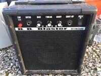 Guitar amp, blaster, 10W