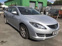 Mazda6 2.2 TD S 5dr£999 non runner- engine issue 2009 (59 reg), Hatchback
