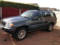 Jeep Grand Cherokee 2.7 CRD Limited Edition