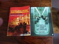 For sale sociology books