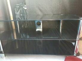 High Quality Glass TV stand PICK UP ONLY