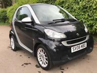 SMART FORTWO 1.0**AUTOMATIC** LOW MILES** MOT EXPIRES MAY 2019** IDEAL 1ST CAR**